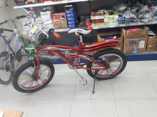 Creeper Bmx 20 New