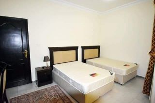 fully furnished 2Bedrooms in bin Mahmoud