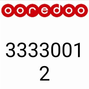 OOREDOO Special number for Sale