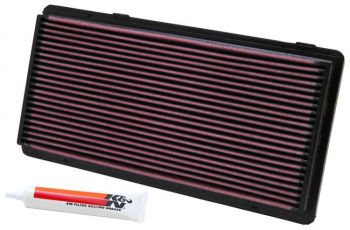 New K&N JEEP 96 (4.0L) AIR FILTER