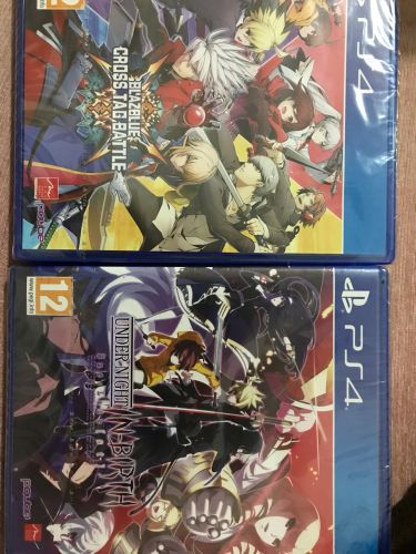 PS4 fighting games new