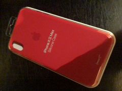 Iphone Xs Max Red Case