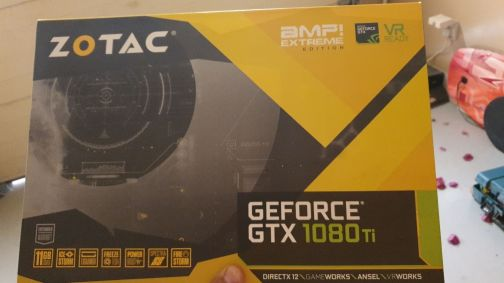 1080ti Zotac Extreme and FTW3 Hybrid