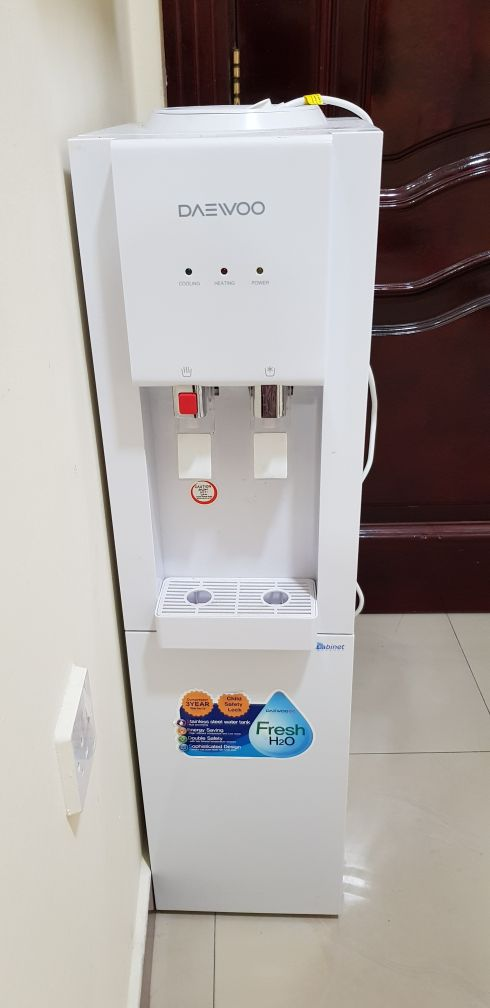 Water dispenser for sale.
