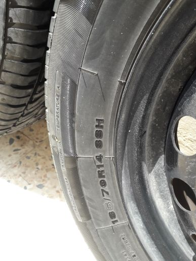 185/70/R14 tyres for sale