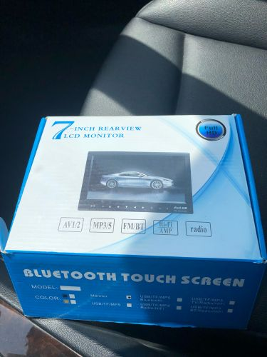 DVD player fit for all cars NEW