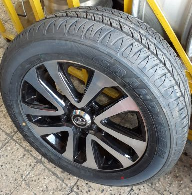 B.x.s 2019 size 20n with new tyre dunlop