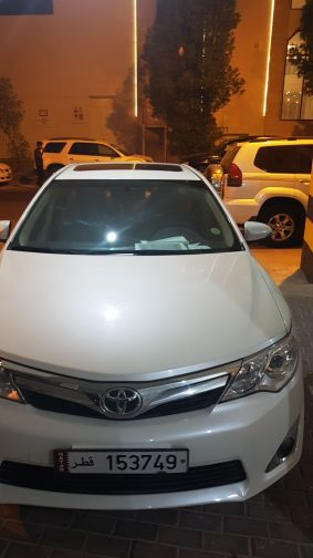 Full option camry for sale