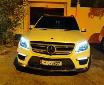 GL 500 special edition