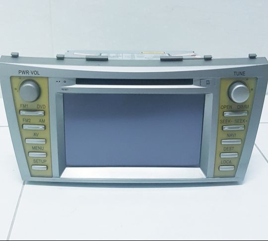 FlyAudio Toyota Camry Touchscreen