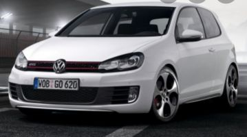 spare parts for VW GOLF Gti 2009 to 2013