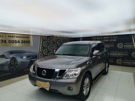 Nissan Patrol LE in very good condition