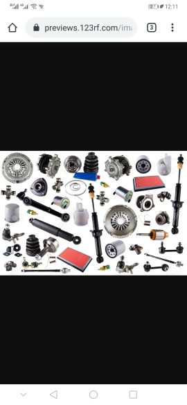 100% new and genuine spare parts