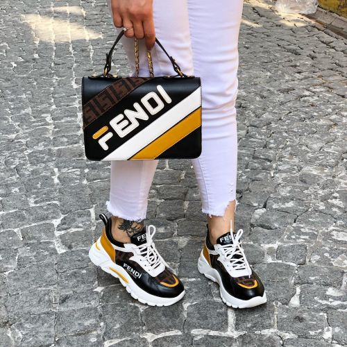 Elegant sneakers collection