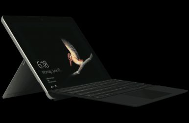 غير مستعمل KeyBoard+ Surface Go