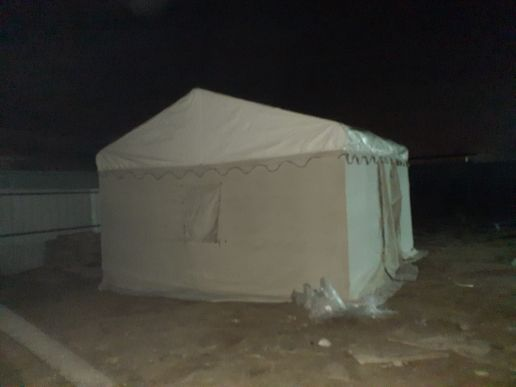 tents adi for sell new