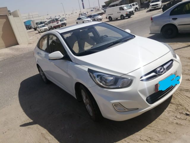 Hyundai Accent for Sale 2015
