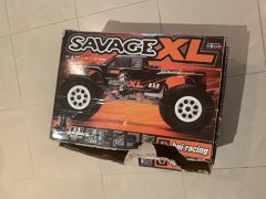 Savage rc