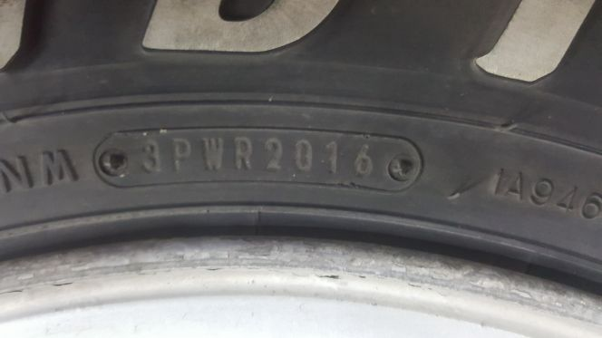 4 dunlop tyres size 16.