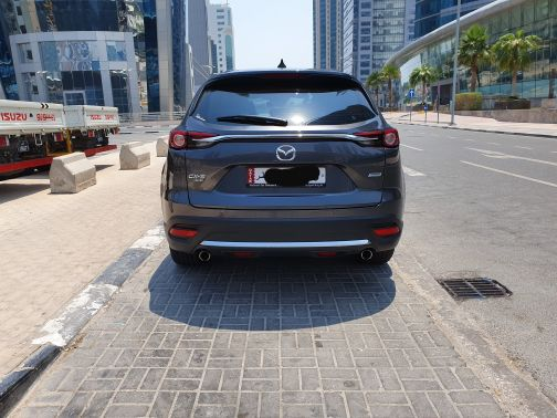 Mazda CX9 2019 signature Edition