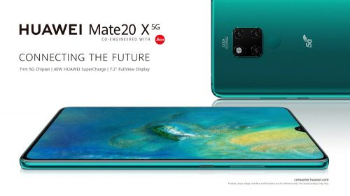 huawei mate 20 x 5g  for sale