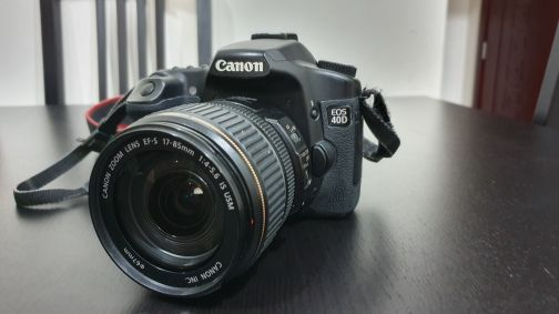 Canon 40D with Lens for sale