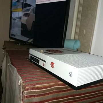 xbox and tv and games