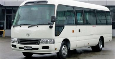 Bus for 20 passengers are required!!