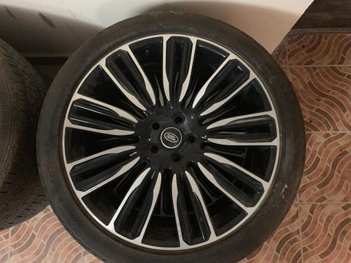 range rover rims for sale - not original