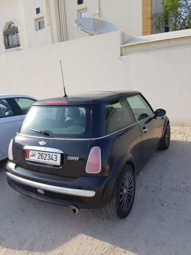 Mini Cooper 2003 Accident free for Sale