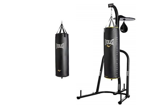 Punching bag set