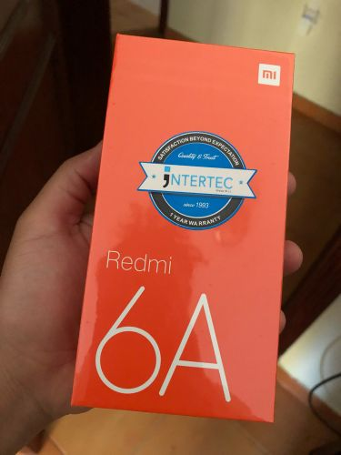 Redmi 6A Sealed