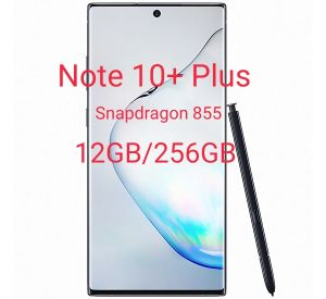 Note 10 Plus Snapdragon 855 New