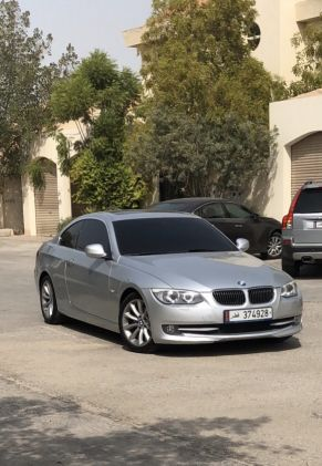 Bmw 325i coupe 2013