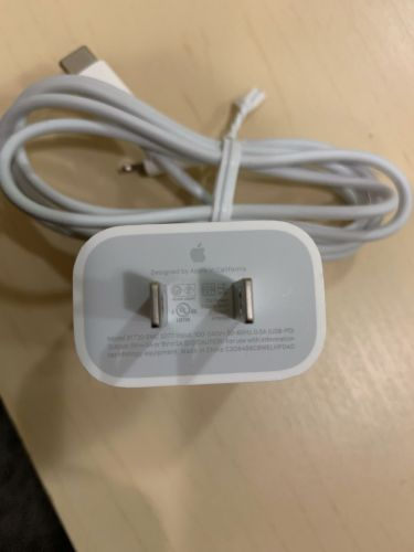 IPhone USBC fast charger
