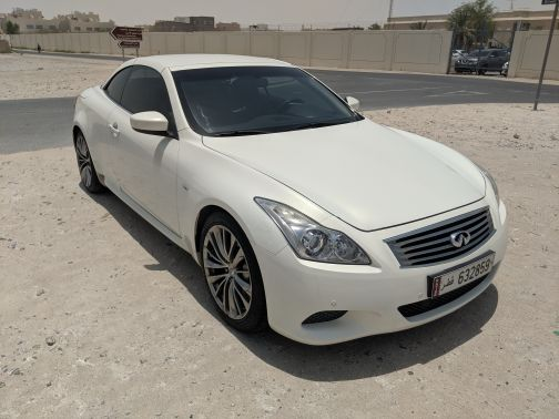 infinity Q60 for sale or swap
