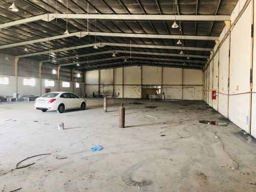 Warehouse f rent industrial area