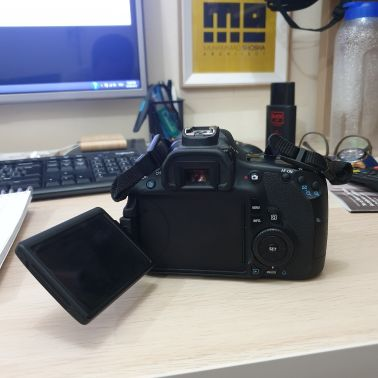 Canon 60d for sale - Low shutter count