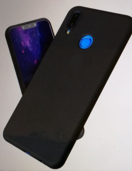 back cover for Huawei 3i.