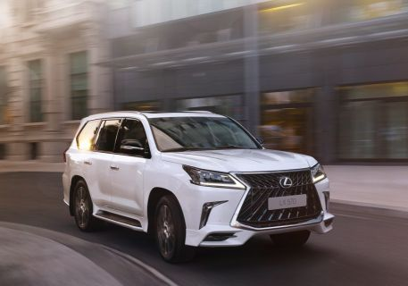 Wanted lexus lx 2016
