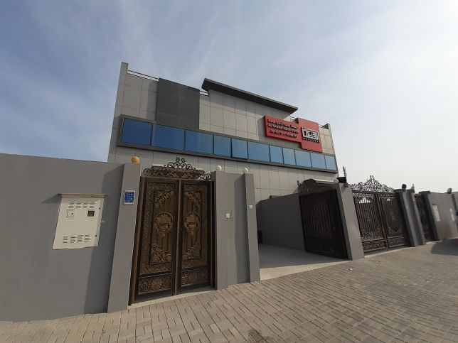 Service villa directly facing salwa road
