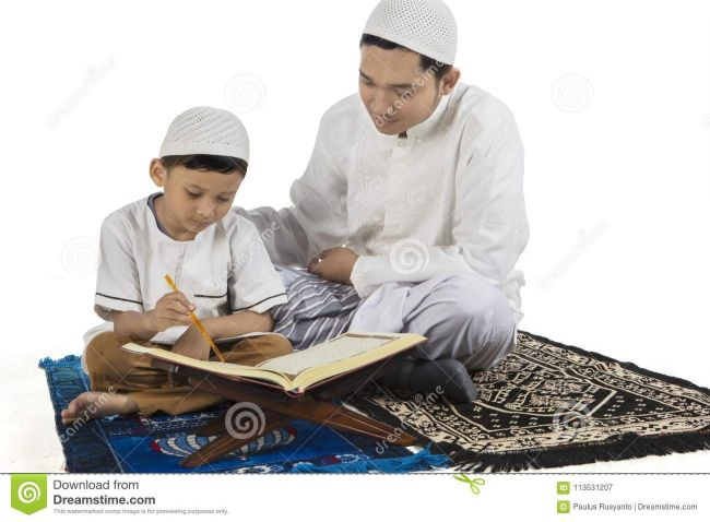 Hafiz Qur'an teacher