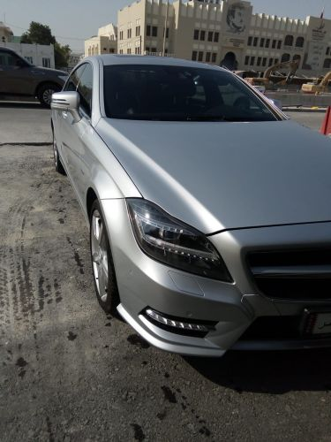 CLS 500 AMG first edition