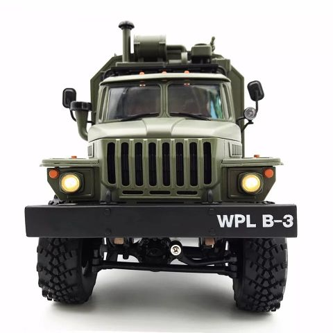 RC Army Truck WPL 1/14 2.4G Pro