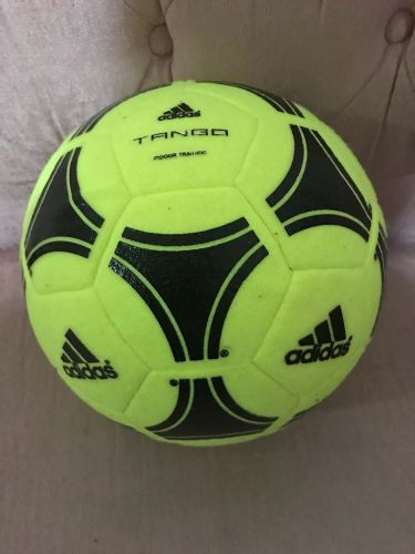 Indoor adidas ball