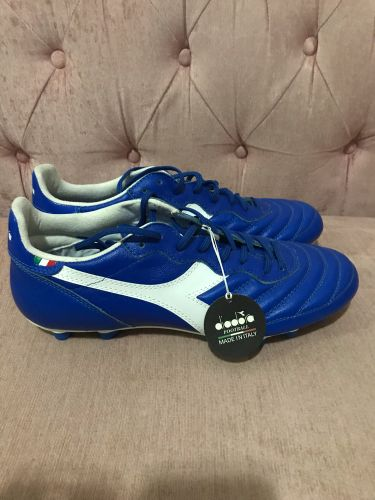 Diadora made in Italy boots