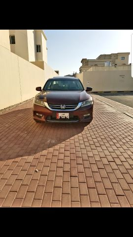 HONDA ACCORD 2014 TOP loaded V4