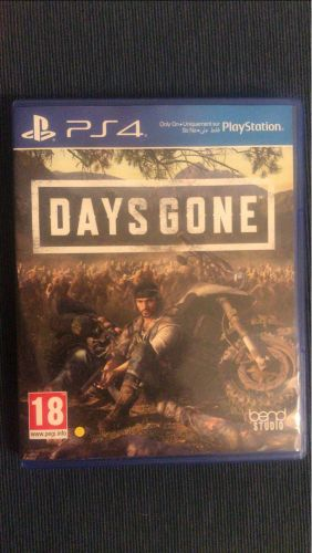 Days gone ( Arabic and English )