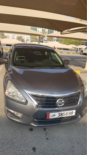 Nissan Altima 2016 low 46000 only