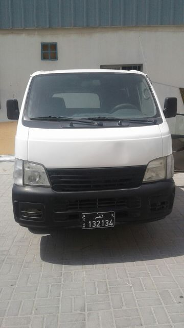 Nissan urvan 2007 model for sale
